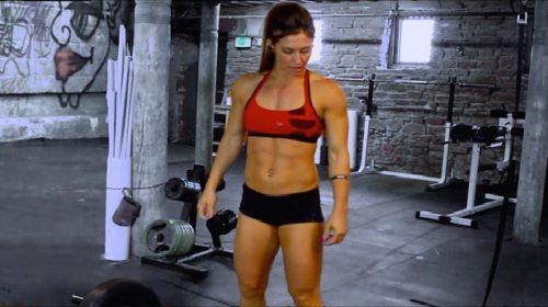 Crossfit, Evangelia Tzoumerkioti, Ευαγγελία Τζουμερκιώτη, fitness