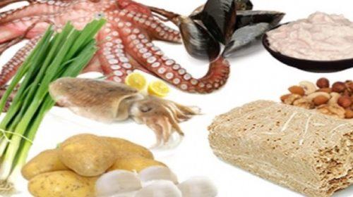 Καθαρά Δευτέρα, θαλασσινά, Ελιές, Χαλβάς, διατροφή,σαρακοστή,