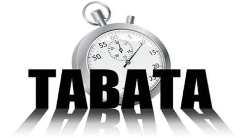 tabata, διαλειμματική προπόνηση, καύση λίπους, fitness